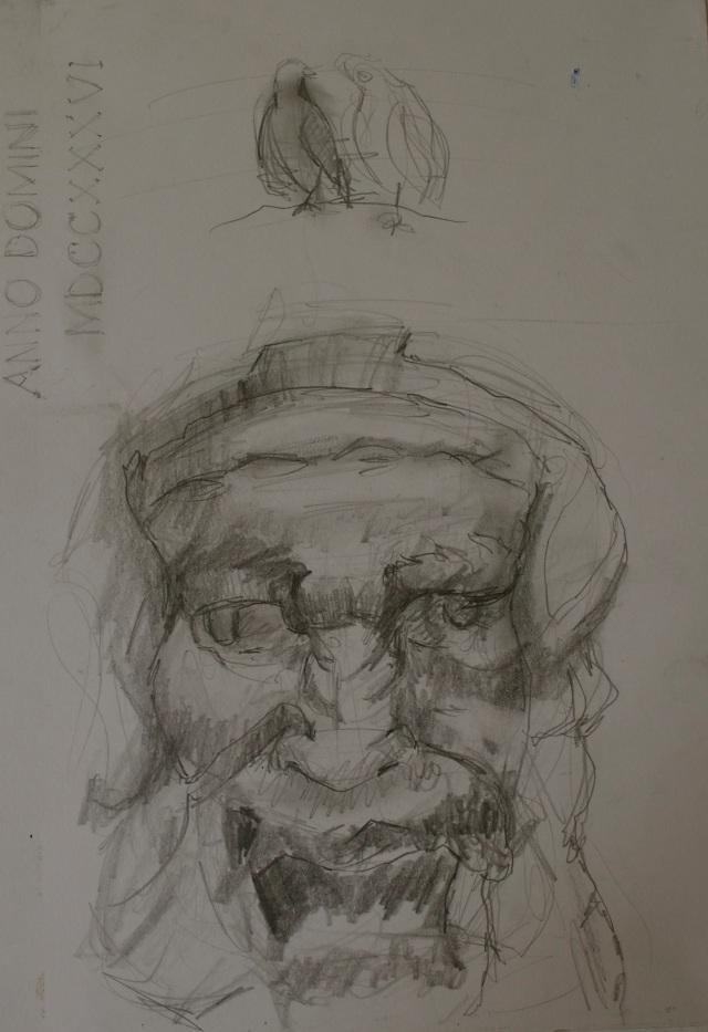 fountain-sketch