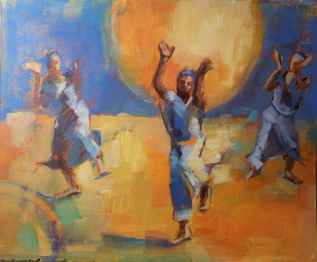 Dancing Study 2
